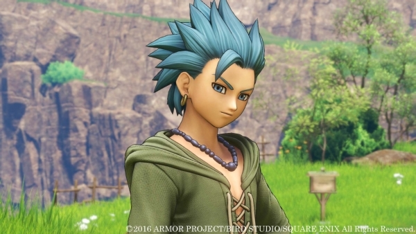 The 3DS version of Dragon Quest XI detailed