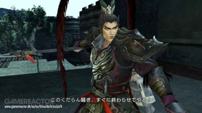 Dynasty Warriors 8: Xtreme Legends revealed for Switch