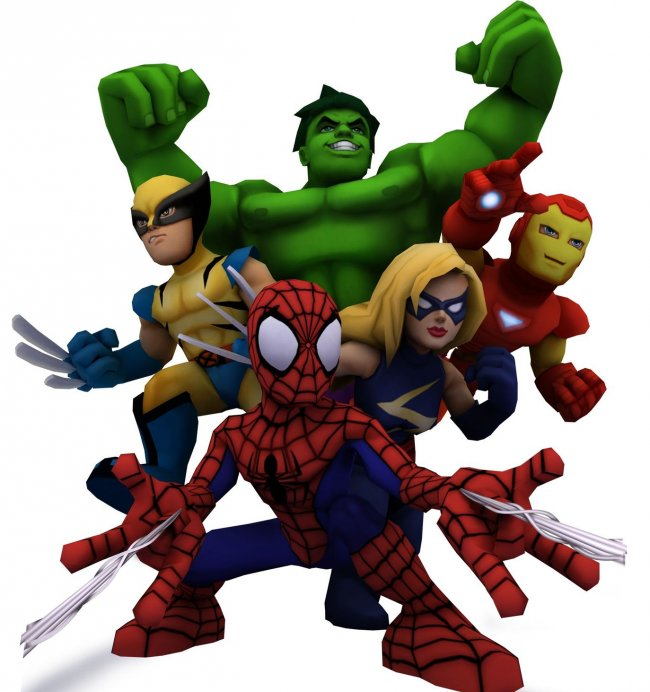 Marvel Super Hero Squad turns two