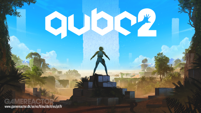 Q.U.B.E. 2 confirmed for Q1 release