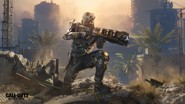 Play Call of Duty: Black Ops III free on Steam this weekend