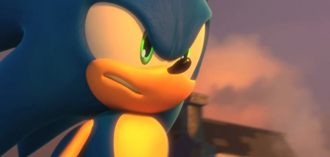 Sega unveils trailer for Project Sonic 2017
