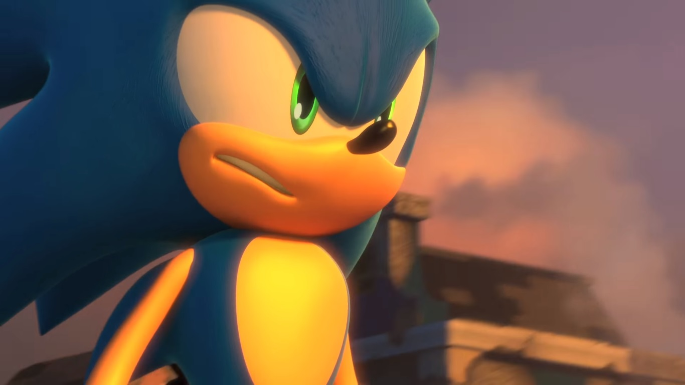 Pictures Of Sonic Forces 90 90
