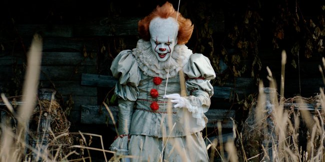 Stephen King's It breaks box office horror record