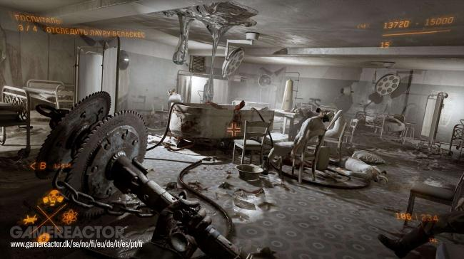 New gameplay trailer shows an extended slice of Atomic Heart