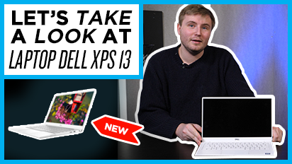 Watch our Quick Look of the Dell XPS 13 (2019)