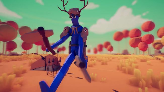 We talk Totally Accurate Battle Simulator at GDC