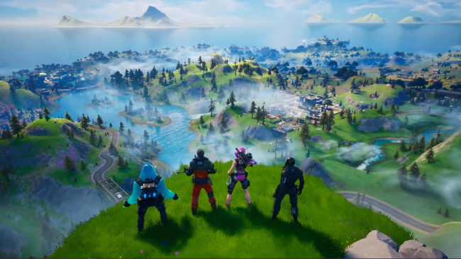Fortnite: Chapter 2 Season 1 - Impressions