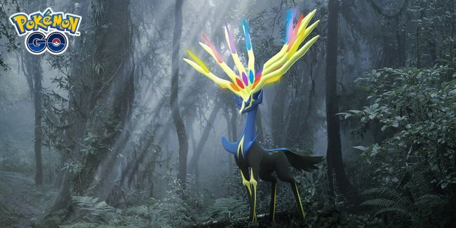Xerneas has made its Pokémon Go debut in latest Luminous Legends X event