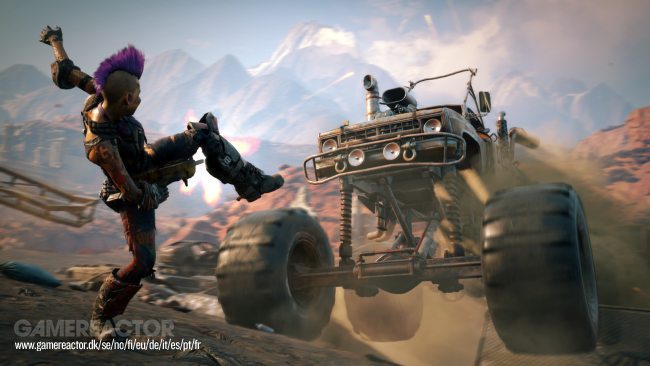 Rage 2 - First Look