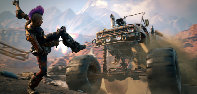 "Rage 2 ""the most crazy thing you have ever played"""