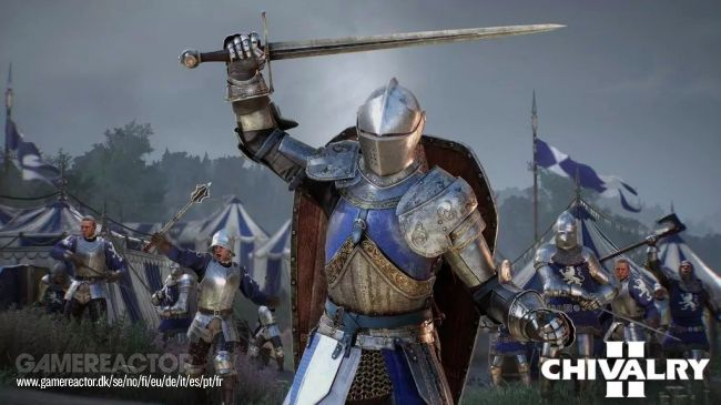 Check out our Chivalry 2 video preview and gameplay