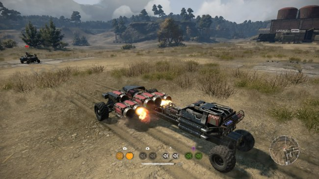 Crossout Review - Gamereactor