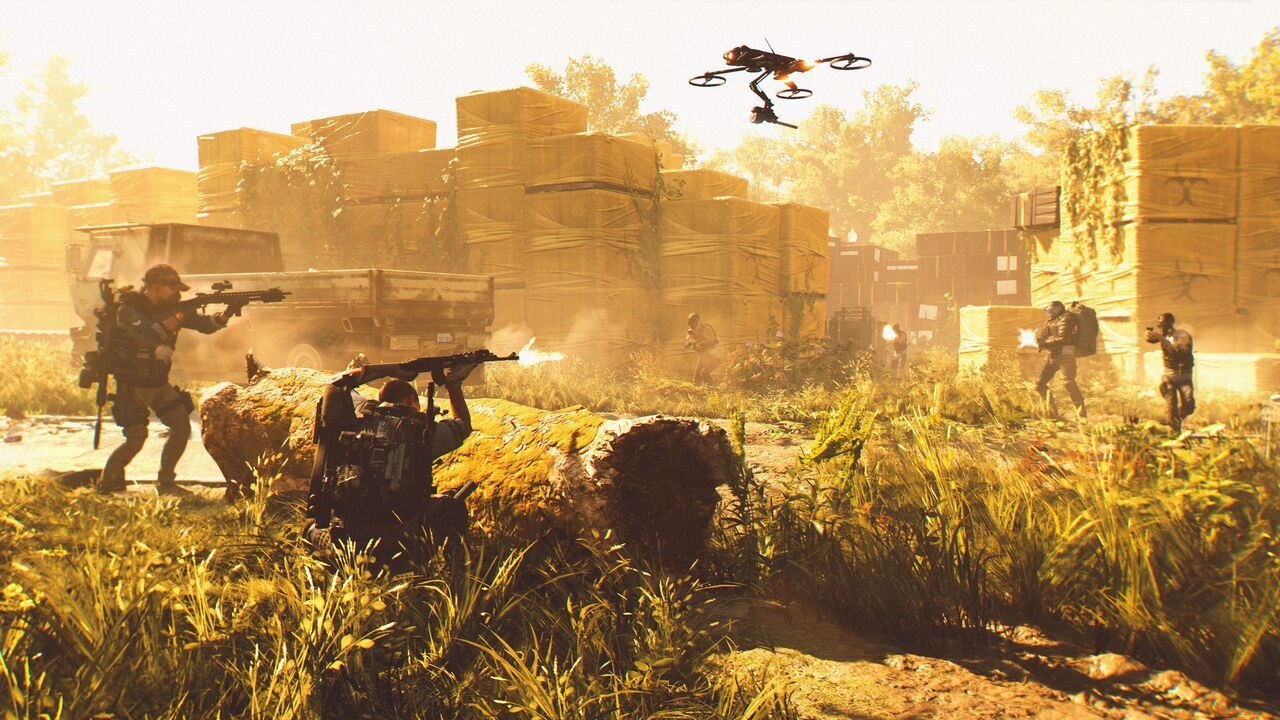 Ubisoft shows off glorious PC graphics in new Division 2