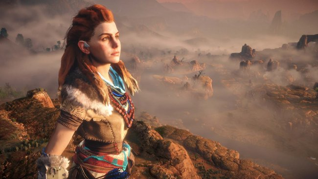 Beautiful Horizon: Zero Dawn trailer from PSX