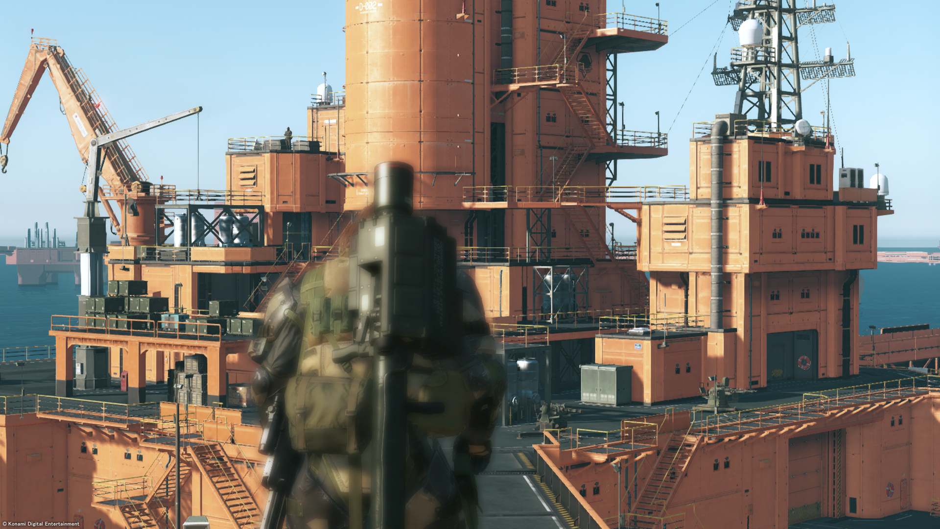 Metal Gear Solid V Definitive Edtn Region 2 Pictures Of Review Impressions 3 4 Enlarge Picture