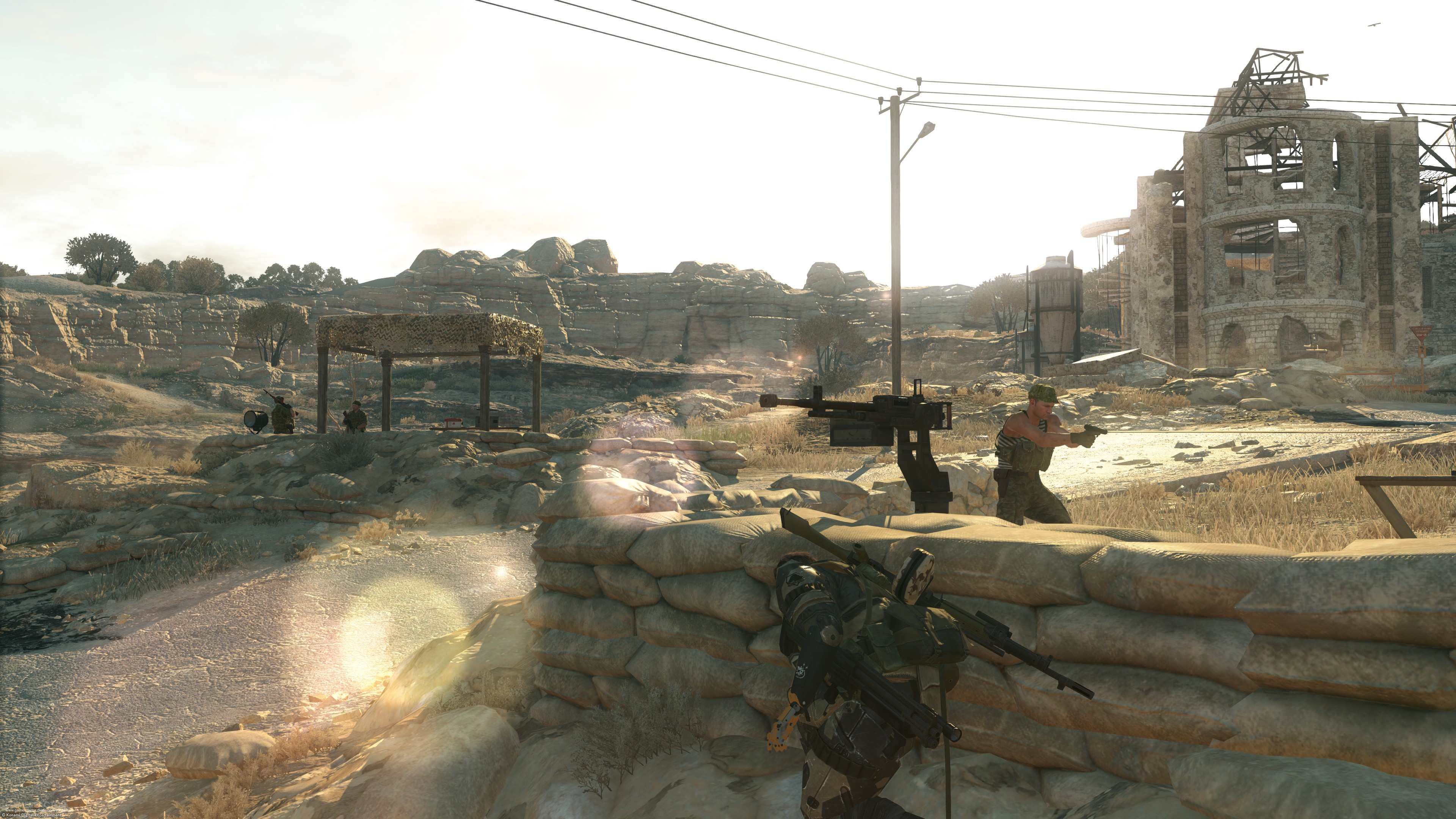 Pictures Of Metal Gear Solid V Review Impressions 1 4 Definitive Edtn Region 2 Enlarge Picture