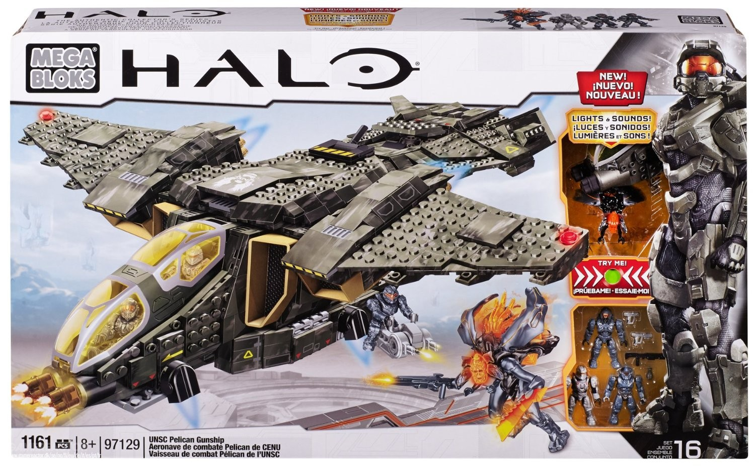 pictures of microsoft keeps getting requests for lego halo 1 1