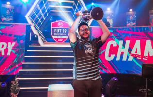Msdossary lifts FUT Champions Cup December trophy