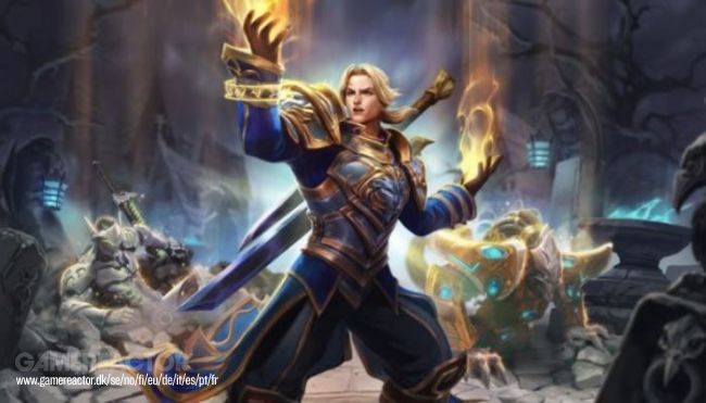 Stormwind's King Anduin joins Heroes of the Storm