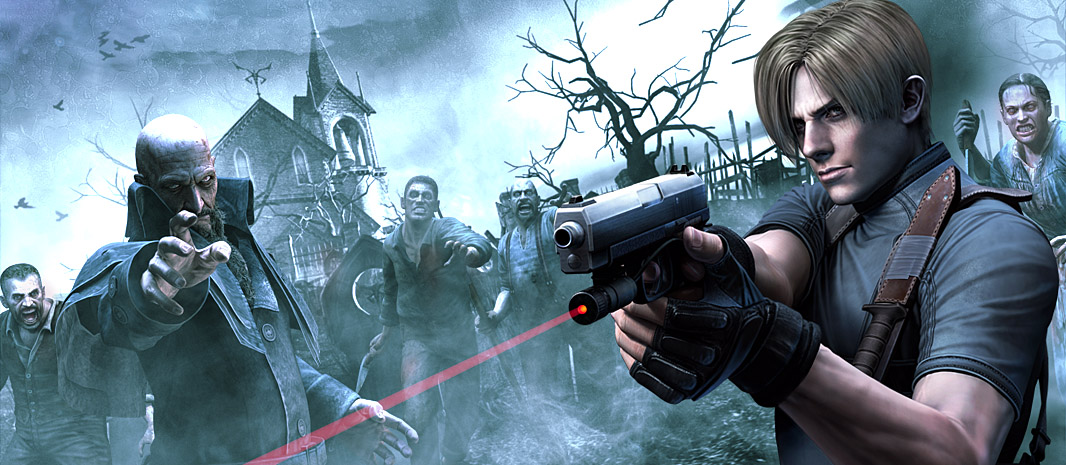 Resident Evil 4 Scares Its Way Onto Ps4 And Xbox Next Month
