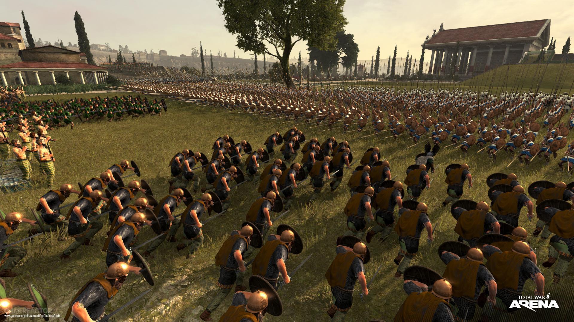 Game Total War: ARENA 2019 63