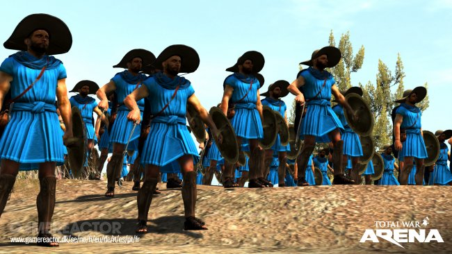 Try 10vs10 multiplayer battles in Total War: Arena