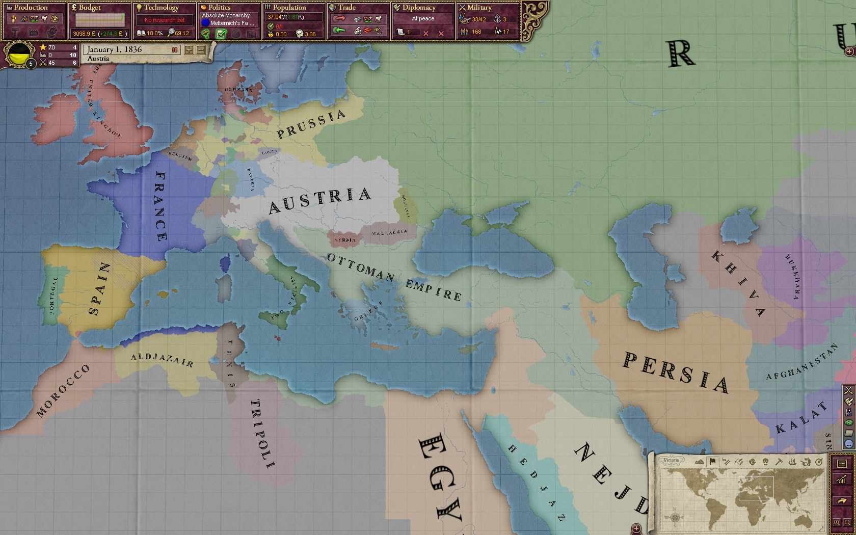 Pictures of Victoria II 1/10
