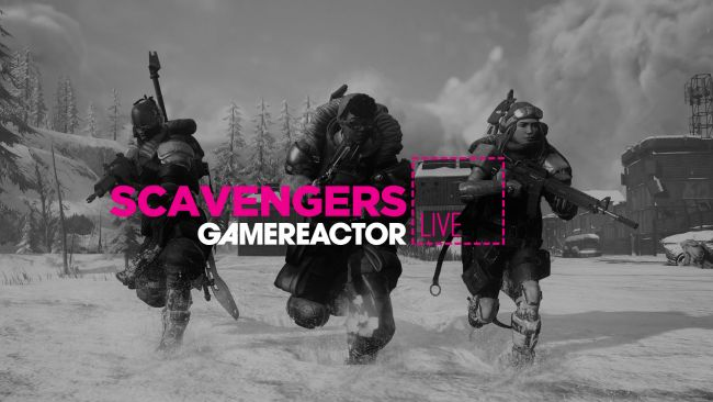 We're jumping into Midwinter Entertainment's Scavengers on today's GR Live