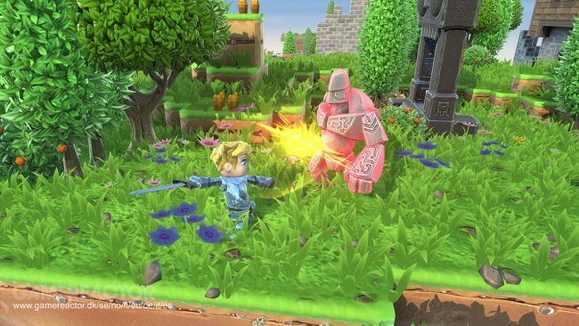 Crafting game Portal Knights announced