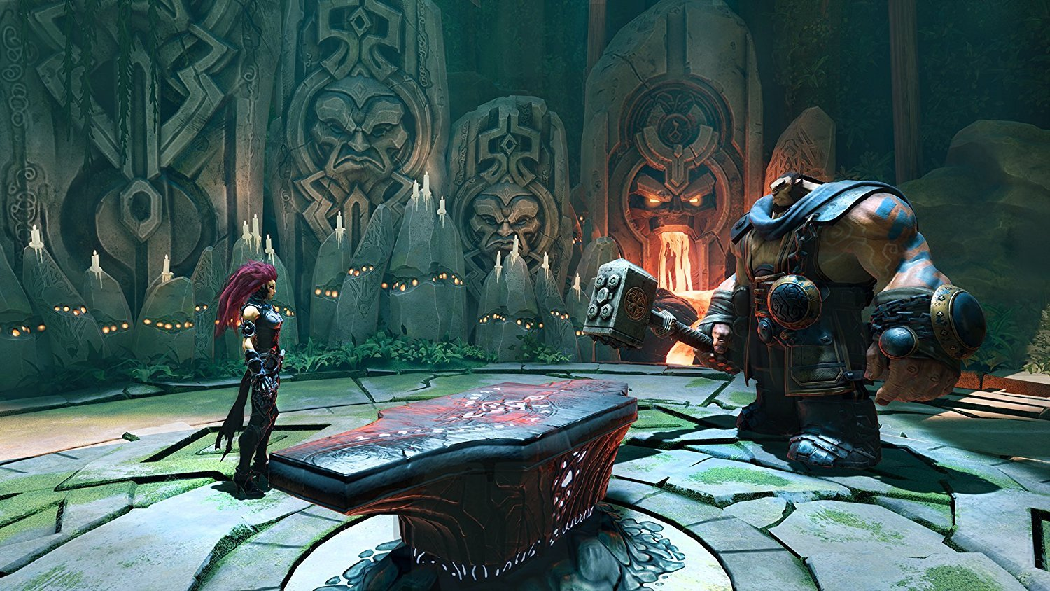 Pictures Of Amazon Reveals Darksiders Iii With First Details And