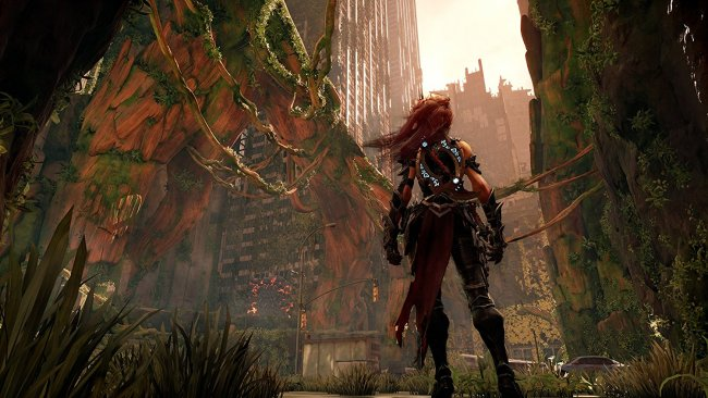 Fury unleashes the apocalpyse in new Darksiders III trailer
