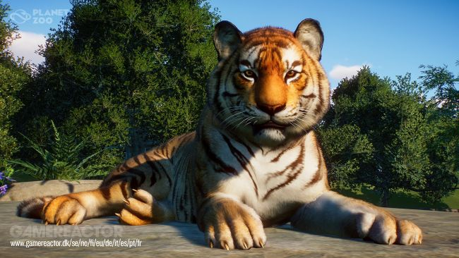 Planet Zoo's beta has a fierce new trailer