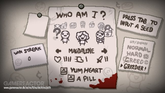 Pictures of The Binding of Isaac: Afterbirth + 3/4