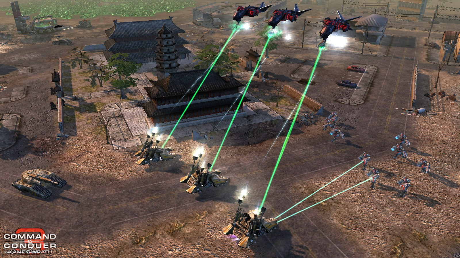 Command conquer 3 kane' s wrath