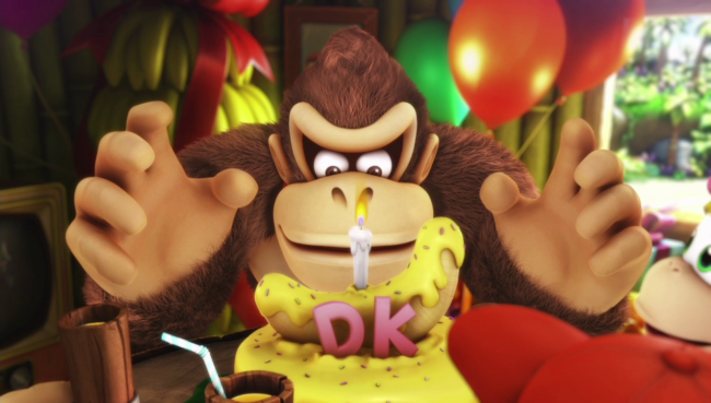 Rumour: The team behind Super Mario Odyssey is working on a new Donkey Kong game