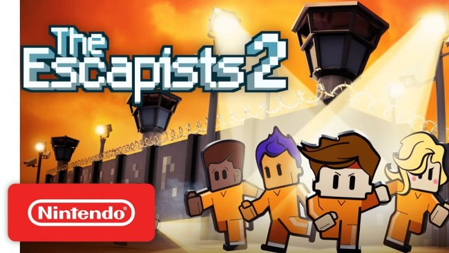 The Escapists 2 on Switch getting boxed copy in October