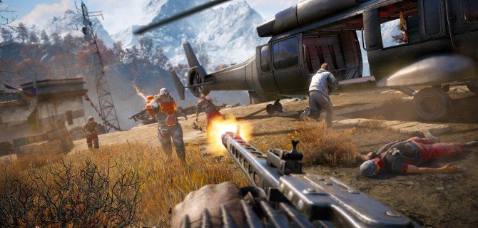 Far Cry 4's Escape from Durgesh Prison lands January 13