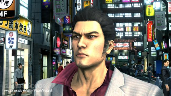 Here's how Yakuza 3 looks at 1080p on PS4