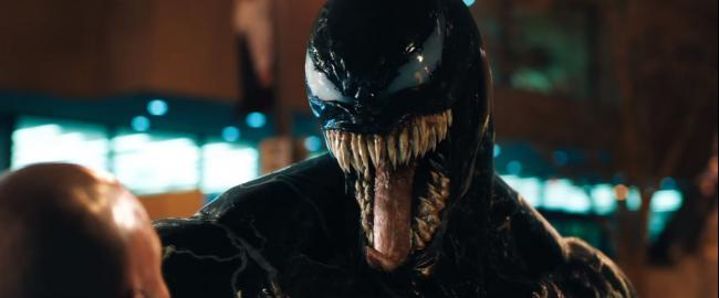 New Venom trailer shows us much more of the good stuff