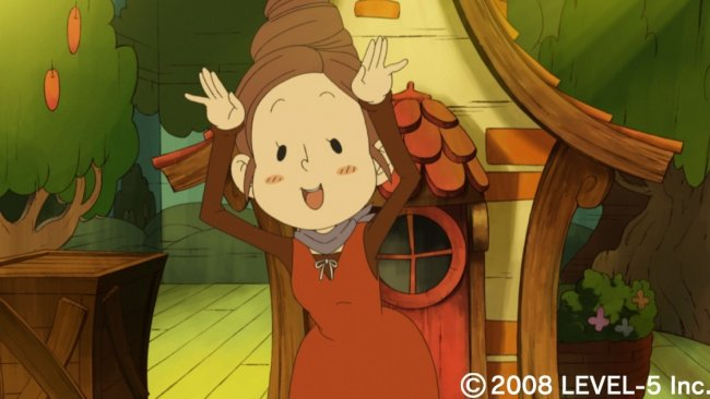Professor Layton and the Lost Future HD out now