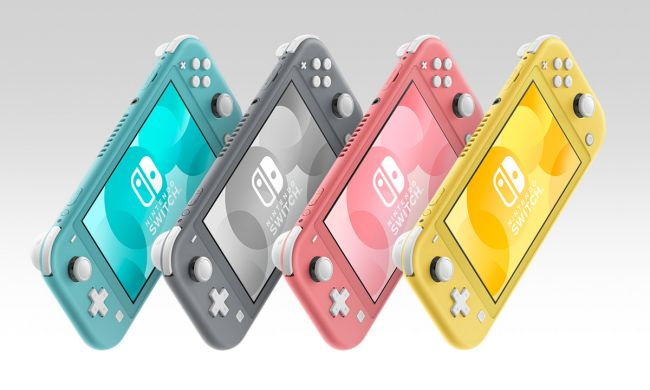 Nintendo of America reveals Switch Lite Coral for the west