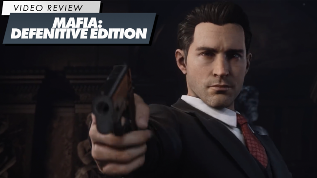 Check out our video review for Mafia: Definitive Edition