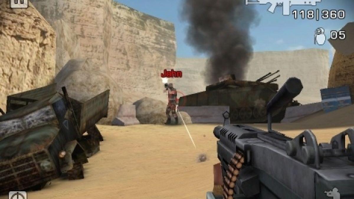 Bad Company 2 Coming To Ios Battlefield Bad Company 2 Gamereactor