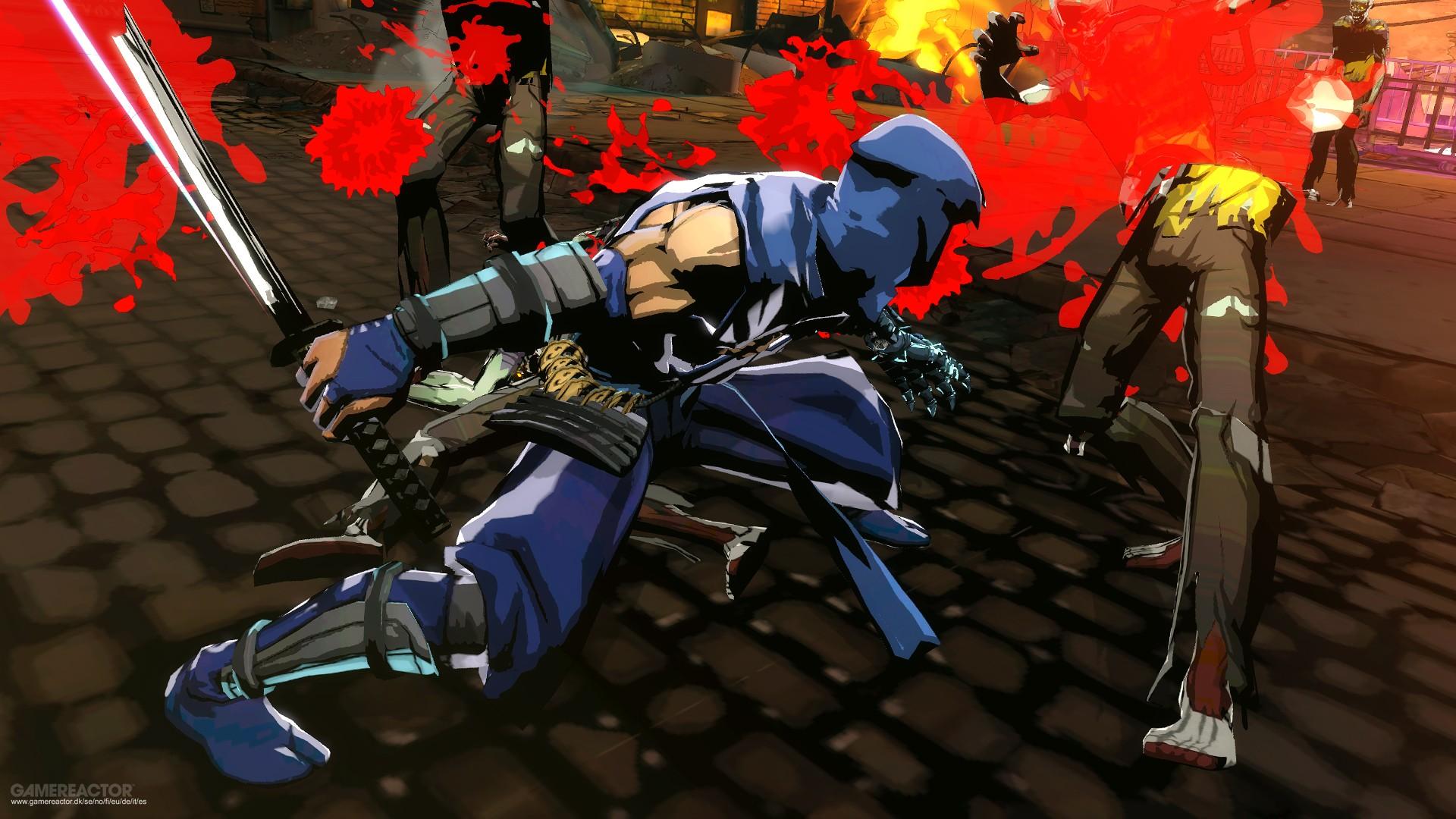 Pictures Of New Screens For Yaiba Ninja Gaiden Z 2 24