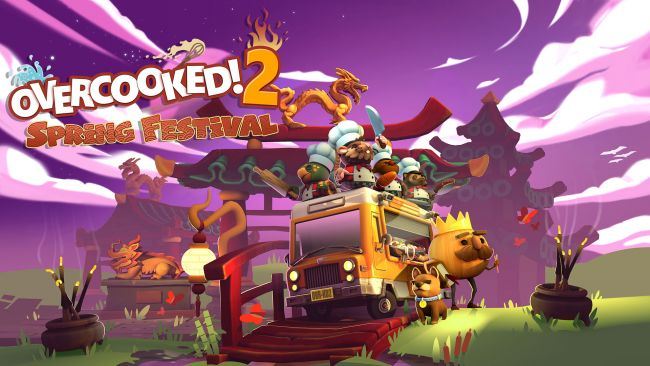 The Gourmet Edition of Overcooked 2 is stuffed full of content