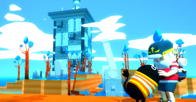 Colourful puzzle adventure Solo seeks player support
