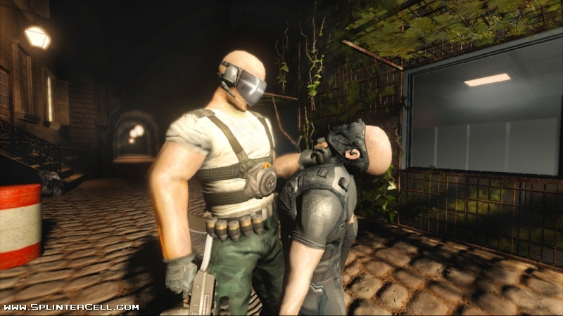 Splinter Cell Double Agent Русификатор