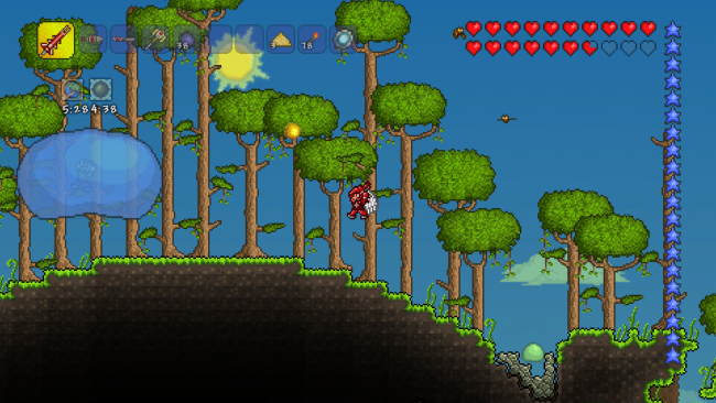Terraria 1.3.2 update gets the party started