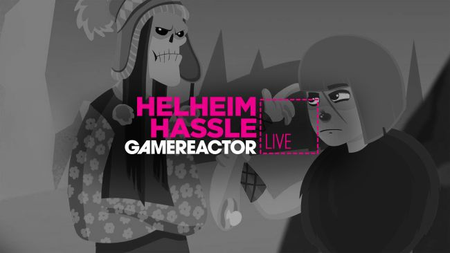 We're playing Helheim Hassle on today's GR Live